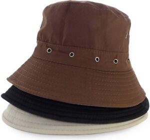Lightweight Cotton Bucket Hat