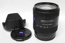 Sony / Carl Zeiss DT 16-80  mm Objektiv für SONY A-Mount Kameras gebraucht