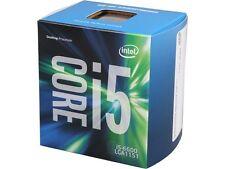 Intel Core i5-6600 6M Skylake Quad-Core 3.3 GHz LGA 1151 65W BX80662I56600 Deskt