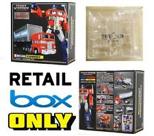 Transformers G1 Takara Masterpiece MP-10 Optimus Prime Empty Retail Case Box