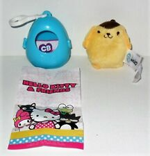 CUTIE BEANS HELLO KITTY & FRIENDS SERIES 1 SINGLE POMPOMPURIN COMMON