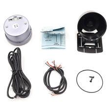 "Dual Color 2.5"" 60mm Step Car Motor LED Air/Fuel Ratio Gauge Monitor Holder"