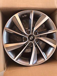 Hyundai Santa Fe 2020 Rims