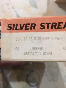 Silver Streak HO Reefer