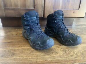 Lowa Zephyr GTX Mid TF Mens Black Waterproof All Terrain Boots Shoes Size 9.5
