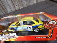 Rare 1:18 Joyride Fast And Furious Tokyo Drift Mitsubishi Lancer EVO 7 Toy Car