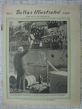 The War Illustrated #105 (Syria, Yugoslavia, Moscow Russia, Iran, Churchill RAF)