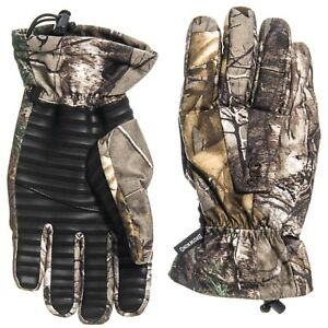 New Men`s Browning Hell's Canyon BTU Gloves Waterproof, Insulated