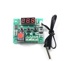 DC 12V Mini Digital Thermostat Temperature Control Switch /w Waterproof sensor