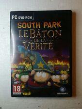 South Park Le Baton de la Vérité Edition Française Version PC