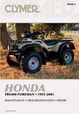 CLYMER REPAIR MANUAL Fits: Honda TRX400FW Foreman 4x4