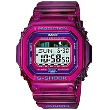 Casio G-shock GLX-5600B-4 G-Lide Tide Moon Graph Jelly Digital Watch