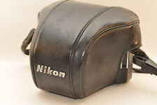 Leather case for Nikon F Excellent from Japan