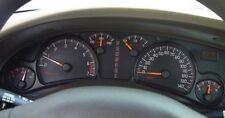 2003-2005 PONTIAC BONNEVILLE DASHBOARD INSTRUMENT CLUSTER REPAIR SERVICE