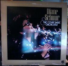 Diane Schuur&Count Basie Orchestra LP w/L-promo1987GRP–GR-1039USA Digital Master