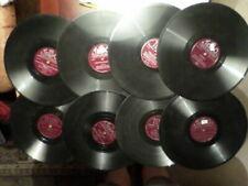 Jazz 78 RPM Vinyl Records