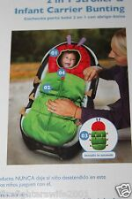 Eric Carle The Very Hungry Caterpillar 2-in-1 Stroller & Infant Carrier Bunting