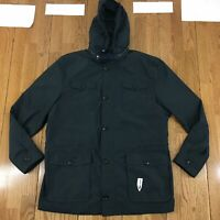 Peter Millar Jacket Men's All-Weather Discovery Jacket ESPRESSO Size XL Hoodie