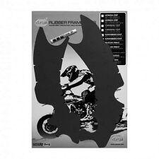 Vibram rubber frame protezione quadro GRIP GOMMA PADS quadro CRF 250 14 -/450 13 -