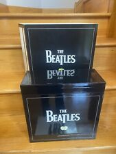 The Beatles Vinyl Box Set- (14) 180g Vinyl + Sealed Book- NM