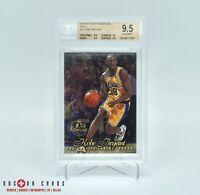 Kobe Bryant Rookie 1996 Flair Showcase #31 ROW 1 BGS Gem Mint 9.5 💎RARE