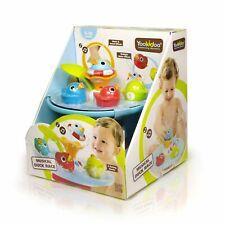Yookidoo NEW Bath Toy -Musical Duck Race w/ Fountain,Water Pump, 4 Racing Ducks