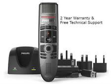 Philips SMP4000 SpeechMike Premium Air Push Button Dictation Microphone
