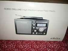 NEW IN BOX Eton Grundig S350DL Deluxe High Performance Field Radio