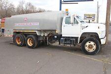 1992 Ford L900 Fuel Truck DIESEL SPLIT TANK  PUMPS