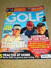GOLF MONTHLY - BETTER BALL STRIKER - Feb 2010
