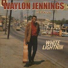 Waylon Jennings White Lightnin vinyl LP NEW sealed
