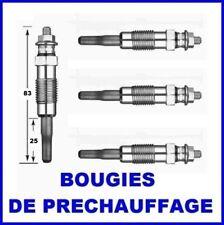 4 BOUGIES DE PRECHAUFFAGE LAND ROVER FREELANDER 2.0 TDI