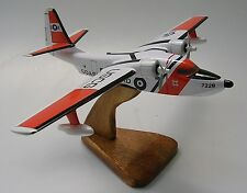 HU-16 Albatross Coast Guard HU16 Airplane Desktop Wood Model Big New