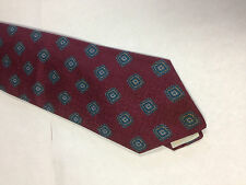 Mens Red Blue Brown Tie Necktie ROYAL KNIGHT~ FREE US SHIP (11865)