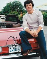 PATRICK DUFFY SIGNED 8X10 PHOTO AUTHENTIC AUTOGRAPH DALLAS STEP BY STEP COA B