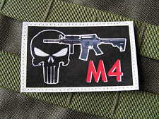 SNAKE PATCH - M4 punisher - AIRSOFT combat RIS ACU COS - ECUSSON + scratch
