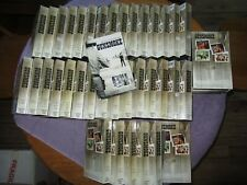 Gunsmoke The Collector's Edition 35 different VHS tapes (112 episodes)