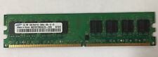 SAMSUNG M378T2953EZ3CE6 (1 GB, PC2-5300 (DDR2-667), DDR2 SDRAM, 667 MHZ, DIMM 24