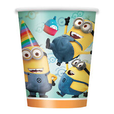 Despicable Me 2 Minions Paper Cups (Pack of 8)