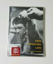 This Sporting Life DVD REGION 1 (Criterion Collection, 2008) -- NEW! SEALED!!