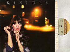 KIKI DEE kiki dee self titled s/t same ROLA 3 A1U/B1U 1st press uk LP PS EX/EX