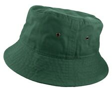 Bucket Hat Cap Cotton Military Fishing Camping Hunting Travel  Sun Safari Summer