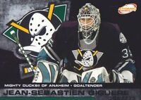 2002-03 Atomic Hobby Parallel Hockey Cards Pick From List