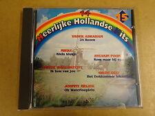 CD / 14 HEERLIJKE HOLLANDSE HITS 15