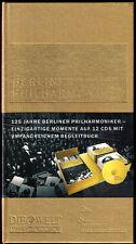 IM TAKT DER ZEIT 12CD Simon RATTLE Jascha HORENSTEIN Berliner Philharmoniker NEU