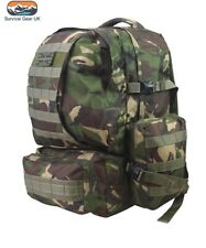 Kombat DPM Expedition Pack 50 Litre Molle Padded Back Panel Airsoft