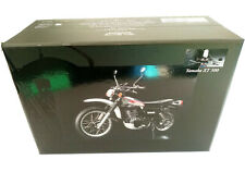 YAMAHA XT 500 1986 DARK BLUE WHITE DIECAST MINICHAMPS PMA 122163304 1:12 NEW OVP