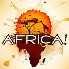 CD Africa! von Bilence Musica Du Zaire, Waves Band & More   2CDs
