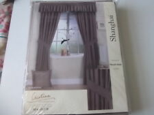 """lined curtains (Mocha) 64""""wide 54"""" drop"""