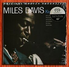 MILES DAVIS - KIND OF BLUE   Numbered Limited Edition Hybrid SACD  MFSL   SEALED